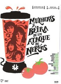 Mulheres à Beira de um Ataque de Nervos - Poster / Capa / Cartaz - Oficial 1