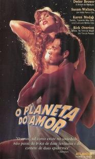 O Planeta do Amor - Poster / Capa / Cartaz - Oficial 1