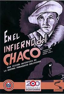 No Inferno do Chaco - Poster / Capa / Cartaz - Oficial 1