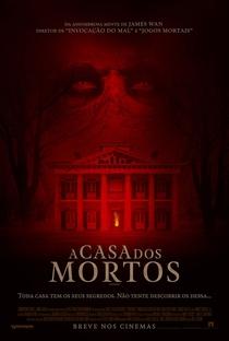 A Casa dos Mortos - Poster / Capa / Cartaz - Oficial 3
