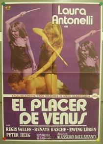 A Vênus das Peles - Poster / Capa / Cartaz - Oficial 3