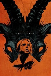 A Bruxa - Poster / Capa / Cartaz - Oficial 11