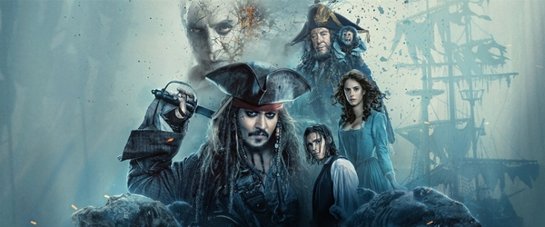 Piratas do Caribe 6 está em desenvolvimento