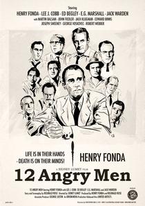 12 Homens e Uma Sentença - Poster / Capa / Cartaz - Oficial 8