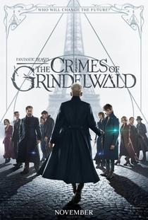 Animais Fantásticos: Os Crimes de Grindelwald - Poster / Capa / Cartaz - Oficial 3