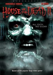 A Casa dos Mortos 2 - Poster / Capa / Cartaz - Oficial 1
