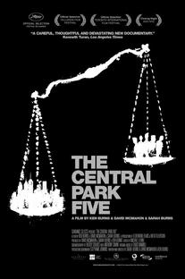Central Park Five: A Verdadeira História Por Trás do Crime - Poster / Capa / Cartaz - Oficial 2