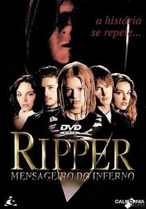 Ripper - Mensageiro do Inferno - Poster / Capa / Cartaz - Oficial 1