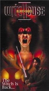 Witchouse 2 - Poster / Capa / Cartaz - Oficial 1