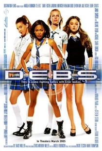 D.E.B.S. - As Super Espiãs - Poster / Capa / Cartaz - Oficial 1