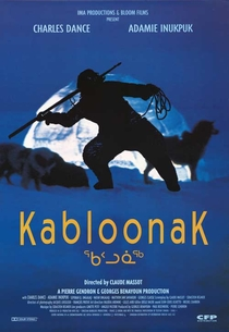 Kabloonak - O Estrangeiro - Poster / Capa / Cartaz - Oficial 1