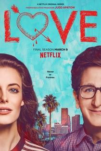 Love (3ª Temporada) - Poster / Capa / Cartaz - Oficial 1