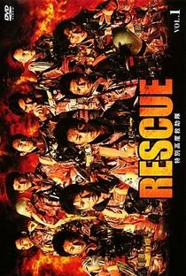 RESCUE - Poster / Capa / Cartaz - Oficial 4