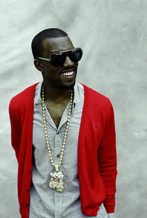 Kanye West - Poster / Capa / Cartaz - Oficial 4