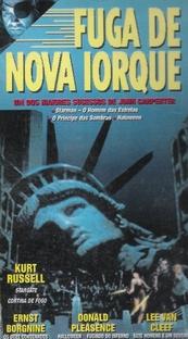 Fuga de Nova York - Poster / Capa / Cartaz - Oficial 6