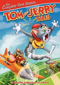 As Aventuras de Tom e Jerry (1ª Temporada) - Poster / Capa / Cartaz - Oficial 2