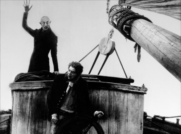 "Cinemateca: ""Nosferatu"" (1922) ainda reina absoluto entre os vampiros do cinema • Ambrosia"