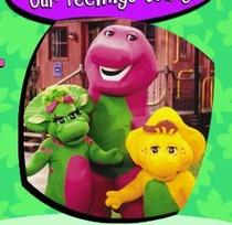 Barney e seus amigos - Poster / Capa / Cartaz - Oficial 1