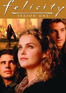 Felicity (1ª Temporada) - Poster / Capa / Cartaz - Oficial 1