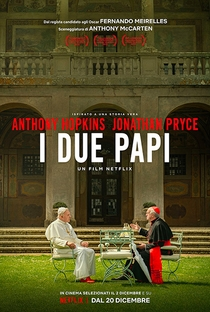 Dois Papas - Poster / Capa / Cartaz - Oficial 4