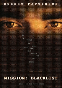 Mission: Blacklist - Poster / Capa / Cartaz - Oficial 1