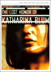 A Honra Perdida de Katharina Blum - Poster / Capa / Cartaz - Oficial 1