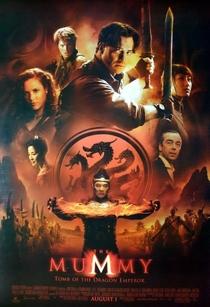 A Múmia: Tumba do Imperador Dragão - Poster / Capa / Cartaz - Oficial 6