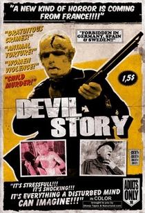 Devil Story - Poster / Capa / Cartaz - Oficial 1