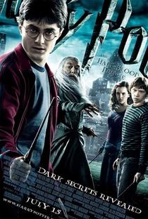 Harry Potter e o Enigma do Príncipe - Poster / Capa / Cartaz - Oficial 1