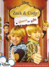 Zack & Cody: Gêmeos em Ação (2ª Temporada) - Poster / Capa / Cartaz - Oficial 2