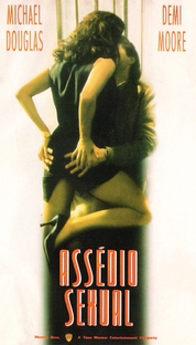 Assédio Sexual - Poster / Capa / Cartaz - Oficial 4