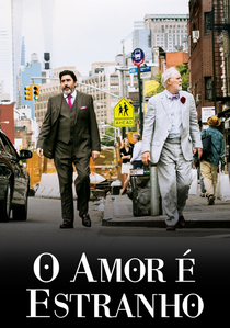 O Amor é Estranho - Poster / Capa / Cartaz - Oficial 2