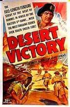 Vitória no Deserto - Poster / Capa / Cartaz - Oficial 1