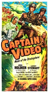 Captain Video, Master of the Stratosphere - Poster / Capa / Cartaz - Oficial 1