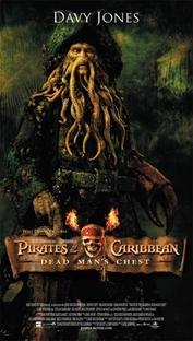 Piratas do Caribe: O Baú da Morte - Poster / Capa / Cartaz - Oficial 8