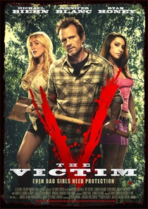 The Victim - Poster / Capa / Cartaz - Oficial 1