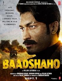Baadshaho - Poster / Capa / Cartaz - Oficial 3