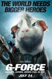 Força G - Poster / Capa / Cartaz - Oficial 12