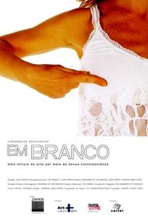 Em Branco - Poster / Capa / Cartaz - Oficial 1