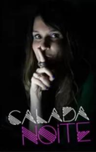 Programa Calada Noite - Poster / Capa / Cartaz - Oficial 2