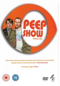Peep Show (5ª Temporada) - Poster / Capa / Cartaz - Oficial 1