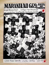 Maranhão 669 - Jogos de Phoder - Poster / Capa / Cartaz - Oficial 1