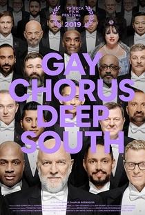 Gay Chorus Deep South - Poster / Capa / Cartaz - Oficial 1
