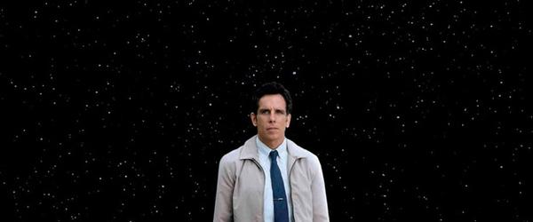 """Ben Stiller vai a lua em novo pôster de """"The Secret Life of Walter Mitty"""""""