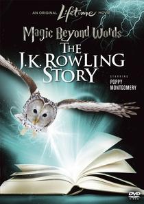 Magia Além das Palavras: A História de J.K. Rowling - Poster / Capa / Cartaz - Oficial 1