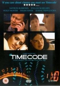Timecode - Poster / Capa / Cartaz - Oficial 2