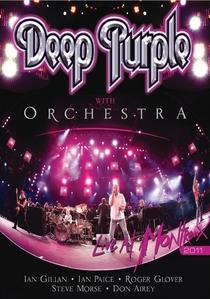 Deep Purple: Live at Montreux 2011 - Poster / Capa / Cartaz - Oficial 1