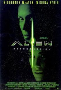 Alien - A Ressurreição - Poster / Capa / Cartaz - Oficial 1