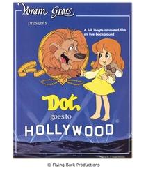 Dot vai para Hollywood - Poster / Capa / Cartaz - Oficial 1