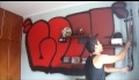 Um dia para grafitar